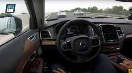 Volvo XC90 tự lái như thế nào?
