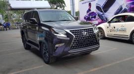 Xem trước Lexus GX460 2020 đầu tiên về Việt Nam
