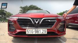 """VinFast mang ba """"ngôi sao mới"""" đến Triển lãm Ô tô Việt Nam 2019"""