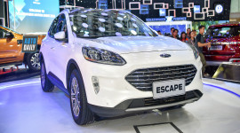 Ford Escape 2020 ra mắt tại Việt Nam, 2020 bán ra với bản lắp ráp
