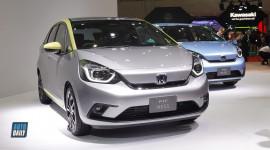 Honda Fit 2020 ra mắt, lột xác về thiết kế