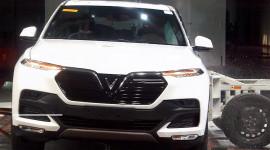 VinFast Lux nhận chứng chỉ an toàn 5 sao ASEAN NCAP