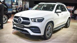Chi tiết Mercedes-Benz GLE 450 4MATIC 2019 gía hơn 4,3 tỷ đồng
