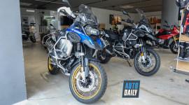 So sánh BMW R1250 GSA 2019 với phiên bản tiền nhiệm