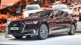 Chiêm ngưỡng sedan hạng sang cỡ lớn Audi A8L mới tại VMS 2019