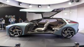 Lexus LF-30: Xe điện hạng sang của tương lai
