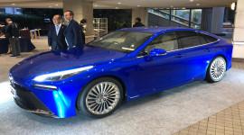 Toyota Mirai concept thế hệ mới ra mắt tại Tokyo Motor Show 2019