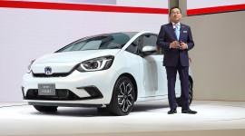 Honda Jazz 2020 đẹp thế này, về Việt Nam chạy đầy đường?