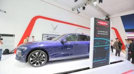 Lần đầu tiên tinh thần Việt Nam được lan tỏa tại Vietnam Motor Show
