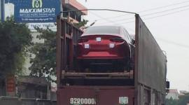 Mazda3 2019 được đưa về đại lý, chuẩn bị cho ngày ra mắt