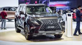 Lexus GX460 2020 ra mắt tại Việt Nam với giá từ 5,69 tỷ đồng