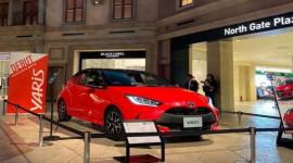 Toyota Yaris hoàn toàn mới ra mắt tại Tokyo Motor Show 2019