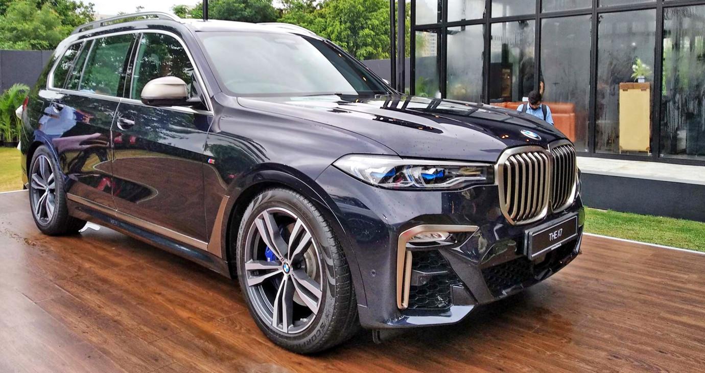 """Mới ra mắt, BMW X7 đã """"cháy hàng"""" tại Ấn Độ"""