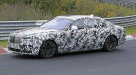 Rolls-Royce Ghost thế hệ mới tiếp tục lộ diện trên đường chạy thử