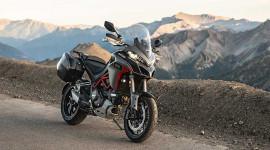 Ducati Multistrada 1260S GT 2020 trình làng với nhiều phụ kiện cao cấp