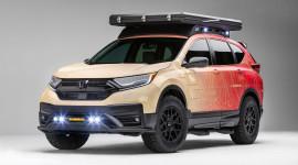 Dàn xe độ cực ngầu của Honda sắp đổ bộ triển lãm SEMA 2019