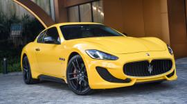 Maserati GranTurismo Sport siêu lướt giá gần 8 tỷ đồng