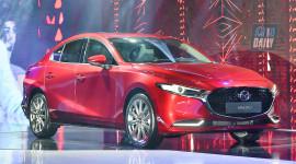 Giá lăn bánh các phiên bản Mazda3 2019 vừa ra mắt tại Việt Nam
