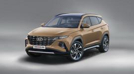 Hyundai Tucson 2021 ra mắt vào năm sau, lột xác về thiết kế