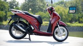 Chạy thử và Đánh giá Honda SH150i ABS 2020 giá 96 triệu: Vị thế độc tôn?