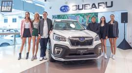 """""""Soi"""" Subaru Forester GT Edition sắp về Việt Nam, chưa có giá bán"""
