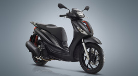 Piaggio Medley 2020 chính thức ra mắt, quyết đấu Honda SH