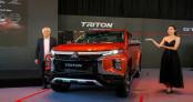 Mitsubishi Triton 2020 ra mắt tại Việt Nam, giá từ 600 triệu đồng