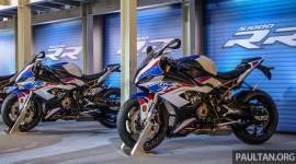 BMW S1000RR 2020 ngầu hơn với gói độ M Sport, giá từ 33.500 USD