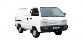 """Suzuki Super Carry Blind Van – Chiếc xe tải """"nhỏ mà có võ"""" được lưu thông 24/24 trong nội đô"""