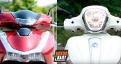 So sánh Honda SH 2020 và Piaggio Medley: So kè KỊCH TÍNH