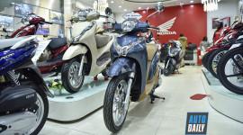 Doanh số xe máy Honda Việt Nam bất ngờ sụt giảm