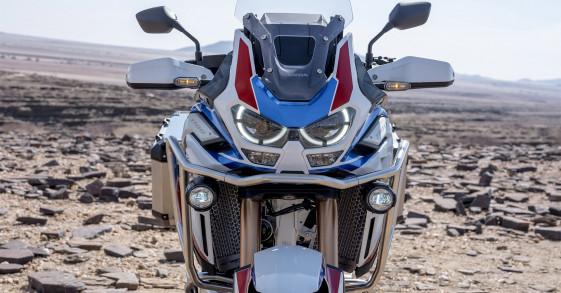 Mô tô phượt hạng nặng Honda Africa Twin 2020 có gì đặc biệt?