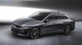 Kia Optima 2021 lộ diện trước ngày ra mắt tại quê nhà