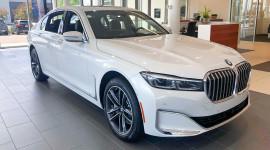BMW Series 7 bản nâng cấp sắp ra mắt tại Việt Nam