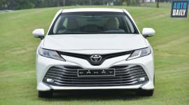 Toyota Camry đạt doanh số cao kỷ lục, chờ Honda Accord lên tiếng