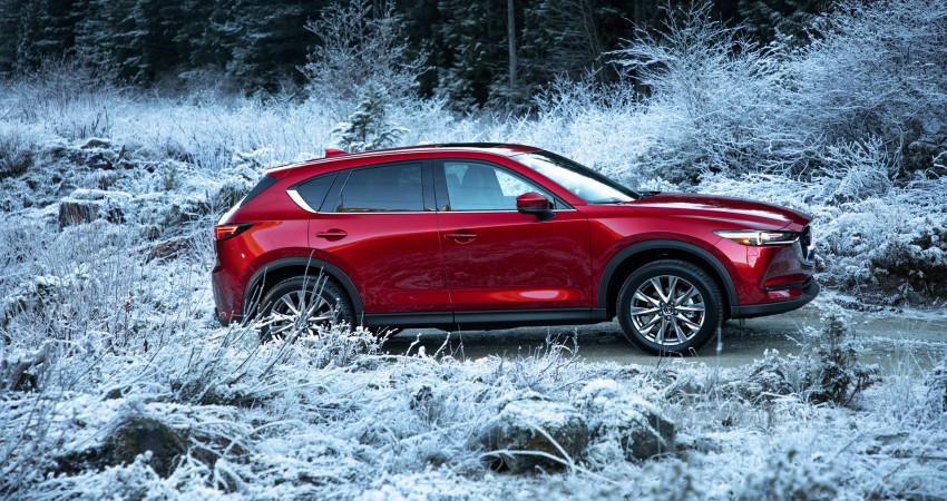 Mazda CX-5 2020 ra mắt với nhiều trang bị hơn, giá từ 25.090 USD