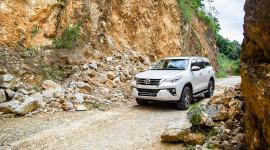 Phân khúc SUV 7 chỗ tháng 10/2019: Toyota Fortuner tiếp tục dẫn đầu