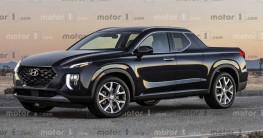 Xe bán tải của Hyundai sẽ sản xuất và bán ra tại Mỹ từ năm 2021