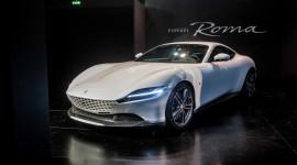 Siêu xe Ferrari Roma ra mắt với kiểu dáng đầy cuốn hút