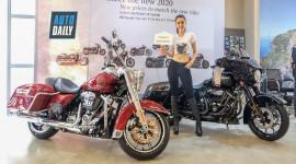 "Harley-Davidson 2020 nhập Thái Lan giá ""mềm"" về Việt Nam"