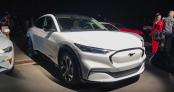SUV chạy điện Ford Mustang Mach-E 2021 chính thức ra mắt