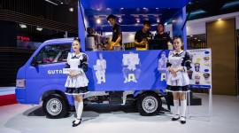 Mô hình kinh doanh mới độc đáo trên Suzuki Super Carry Pro