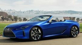 Lexus LC 500 2021 mui trần chính thức ra mắt với thiết kế ấn tượng