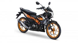Suzuki Việt Nam ra mắt Raider R150 phiên bản 2020