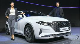 Chiêm ngưỡng vẻ đẹp của Hyundai Grandeur 2020 vừa ra mắt