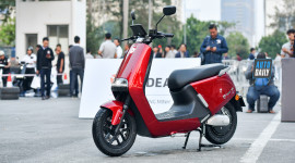 Xe máy điện Yadae chốt giá từ 16 triệu đồng tại Việt Nam