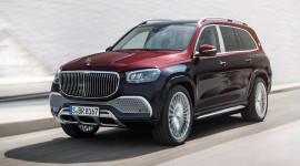 SUV siêu sang Mercedes-Maybach GLS 2020 chính thức ra mắt