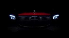 Mercedes nhá hàng Maybach GLS trước giờ ra mắt