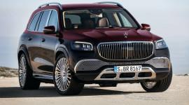 SUV siêu sang Maybach GLS 600 2021: Sẵn sàng đối đầu Bentayga, thậm chí cả Cullinan