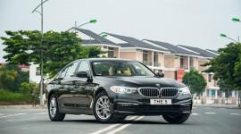 BMW 520i - Chiếc xe đáp ứng hoàn hảo những nhu cầu của doanh nhân